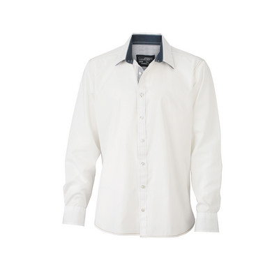 James & Nicholson Mens Shirt