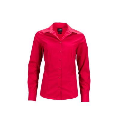 James & Nicholson Ladies Business Shirt Long-Sleev
