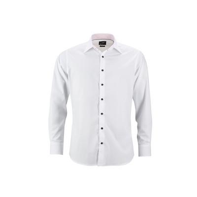 "James & Nicholson Mens Shirt ""Plain"""
