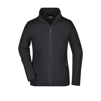 James & Nicholson Ladies Basic Fleece Jacket