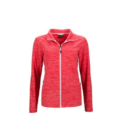 James & Nicholson Ladies Fleece Jacket
