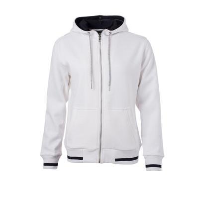 James & Nicholson Ladies Club Sweat Jacket