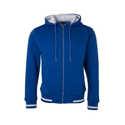 James & Nicholson Mens Club Sweat Jacket