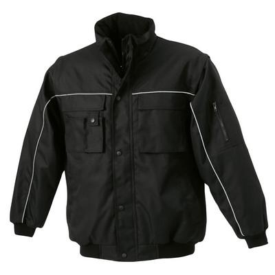 James & Nicholson Workwear Jacket