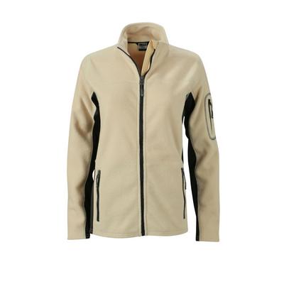 James & Nicholson Ladies Workwear Fleece Jacket