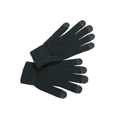Myrtle Beach Touch-Screen Knitted Gloves