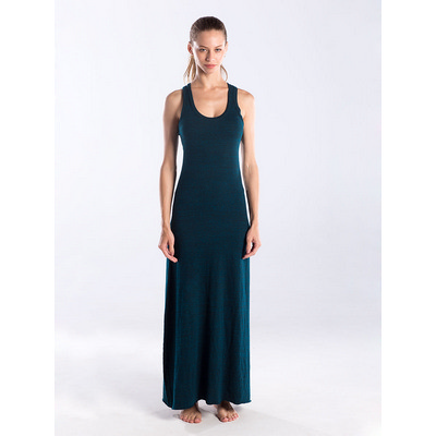 WOMENS RACERBACK DRESS - OVER-DYED