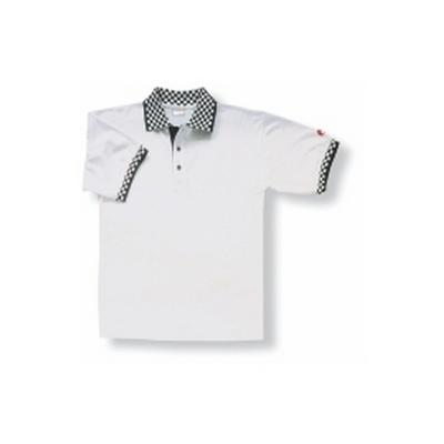 Traditional White Polo Shirt