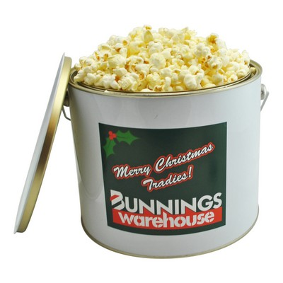 6 Ltr Paint Bucket with Popcorn