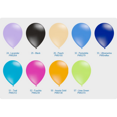 "Decorator Balloon - 11"" (28cm)"