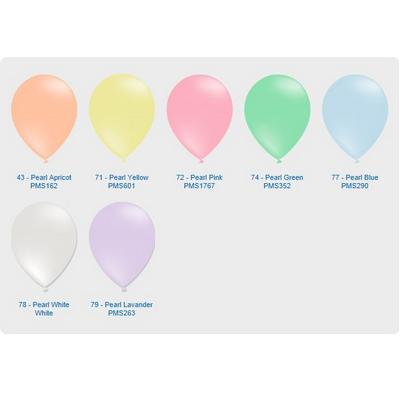 """Pearl Balloon - 11"""" (28cm)"""