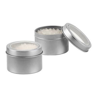 Bath Salt Tin