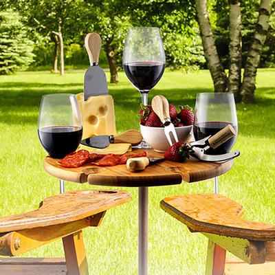 Bamzuki Outdoor Party Table