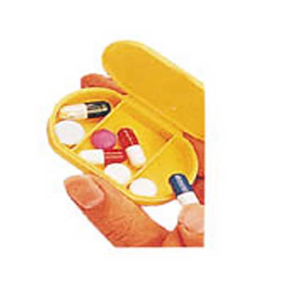 Ds187 Pill Box - (printed with 1 colour(s))  (DS187_DEX)