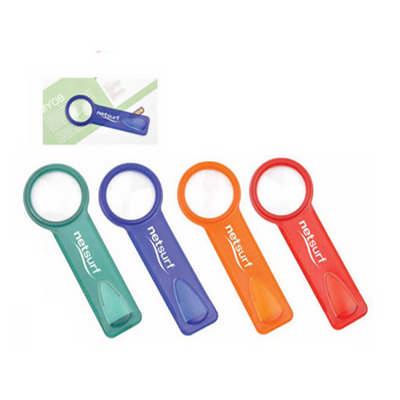 Ds289 Book Mark With Magnifying - (printed with 1 colour(s))  (DS289_DEX)
