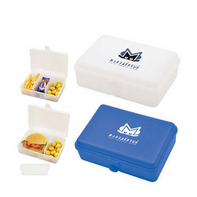3 Part Lunch Box