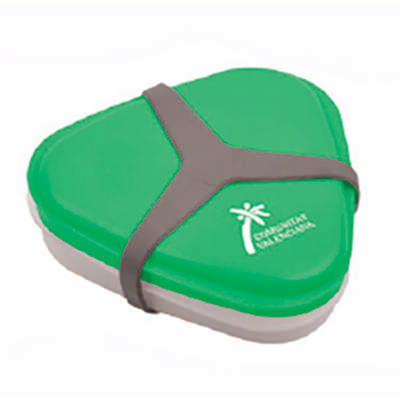 Lunch Box with Silicone Band