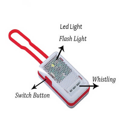 Key Light with Whistle
