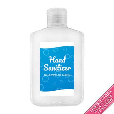 250ml Hand Sanitiser Gel - 75% Alcohol