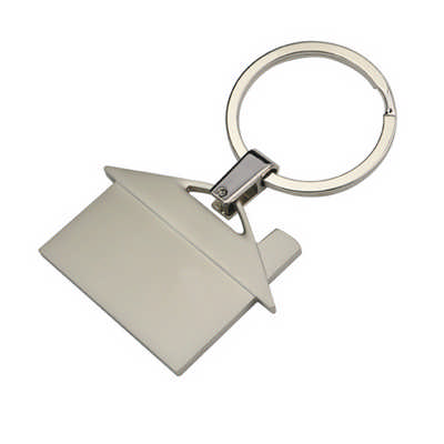 Abode Key Ring