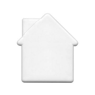 House Shape Mint Card