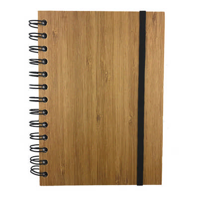 B6 Bamboo Notebook
