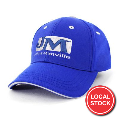 Local Stock - Petcotton Sandwich Cap