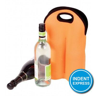 Indent Express - Double Wine Bottle Holder