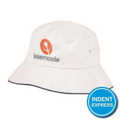 Indent Express - Bucket Hat Sandwich Design Cap