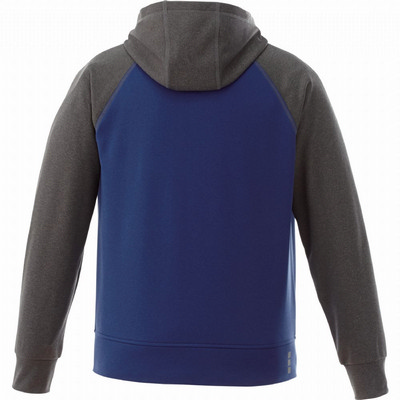 ANSHI Knit Full Zip Hoody - Mens
