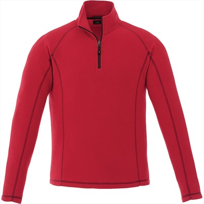 BOWLEN Polyfleece Qtr Zip - Mens