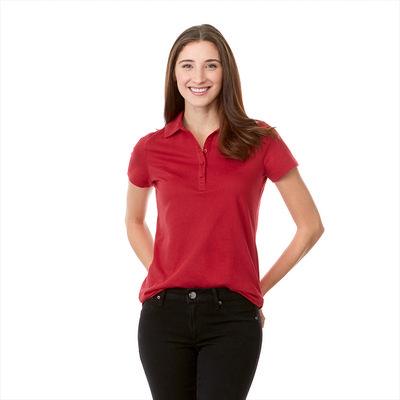 ACADIA Short Sleeve Polo - Womens