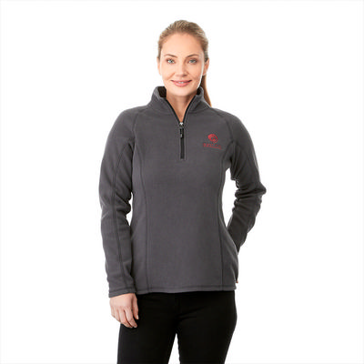 BOWLEN Polyfleece Half Zip - Womens