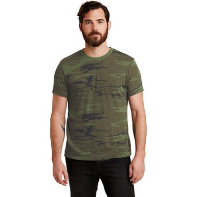 Alternative Eco-Jersey Crew T-Shirt. AA1973