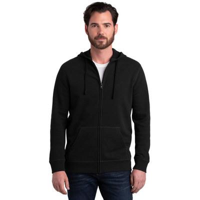 Alternative Indy Blended Fleece Zip Hoodie. AA8050