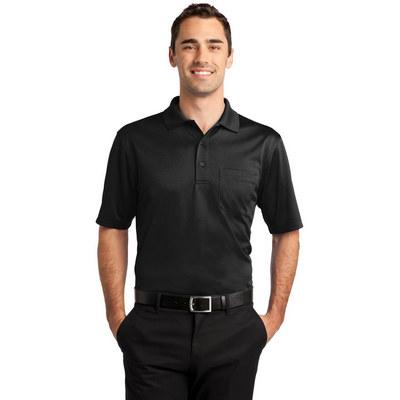 CornerStone Select Snag-Proof Pocket Polo. CS412P