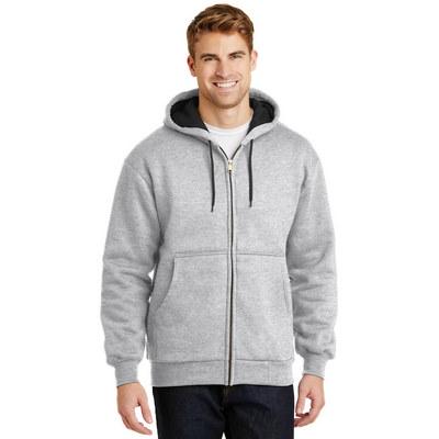 CornerStone - Heavyweight Full-Zip Hooded Sweatshi