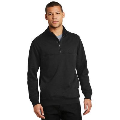 CornerStone 12-Zip Job Shirt. CS626