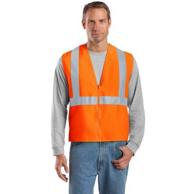 CornerStone - ANSI 107 Class 2 Safety Vest. CSV40