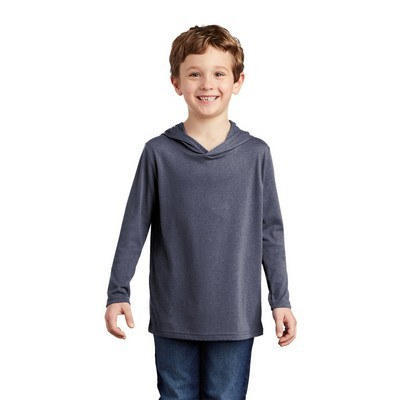 District Youth Perfect Tri Long Sleeve Hoodie DT13