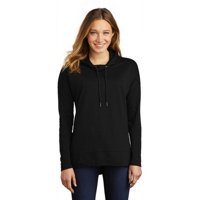 District Womens Featherweight French Terry Hoodie