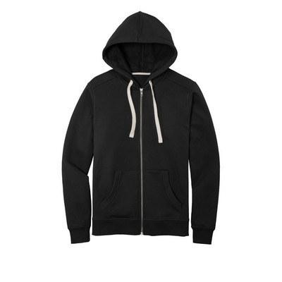 District Re-Fleece Full-Zip Hoodie DT8102