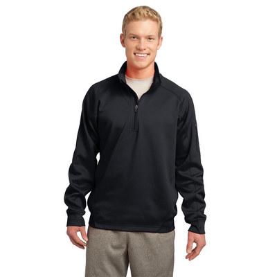 Sport-Tek Tech Fleece 14-Zip Pullover. F247