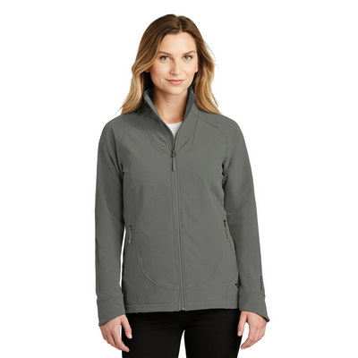 The North Face Ladies Tech Stretch Soft Shell Jac