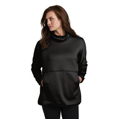 The North Face Ladies Canyon Flats Stretch Poncho.