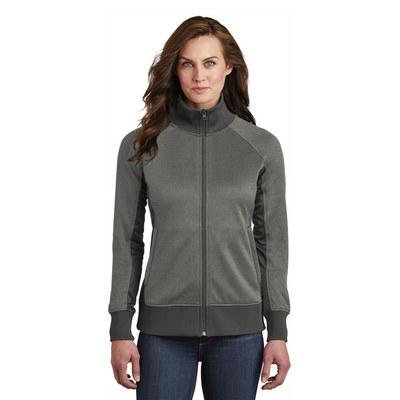 The North Face Ladies Tech Full-Zip Fleece Jacket