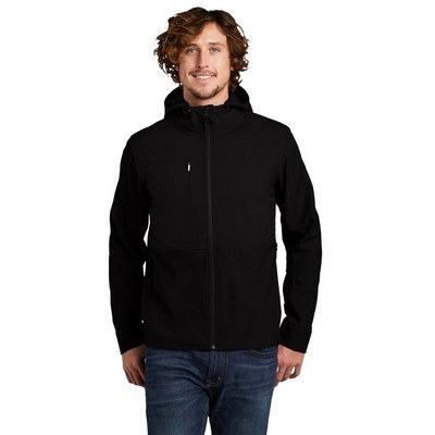 The North Face Castle Rock Hooded Soft Shell Jacke
