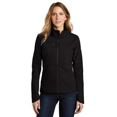 The North Face Ladies Castle Rock Soft Shell Jacke