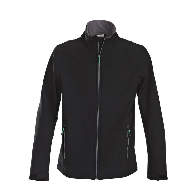 Printer Activewear Trial Unisex Softshell Jacket