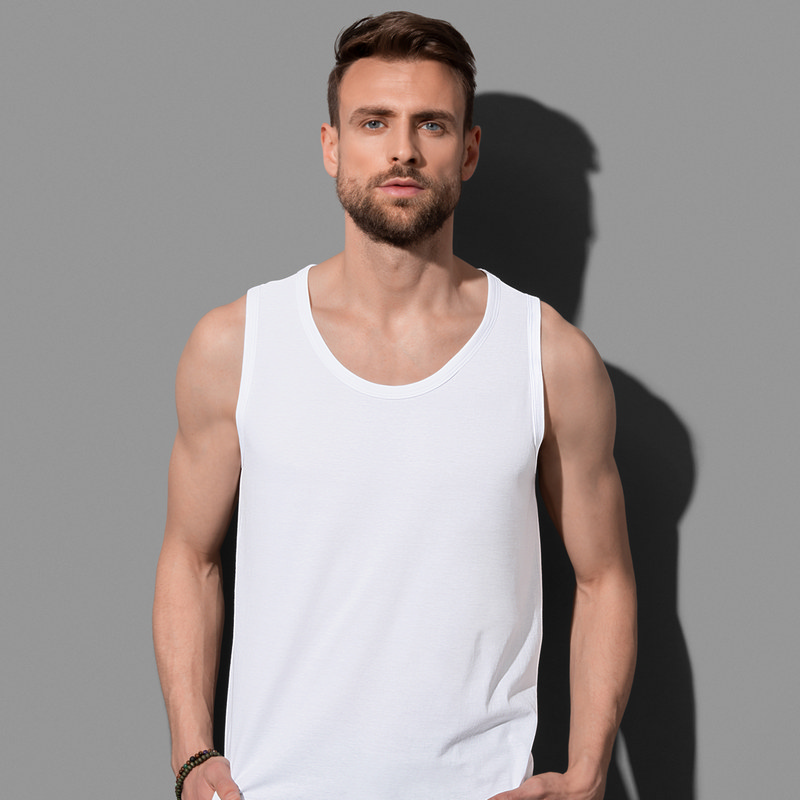 Stedman Collection Mens Classic Tank Top